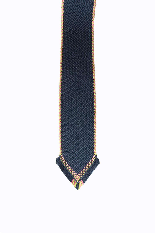 ネクタイ黒(ST1802)